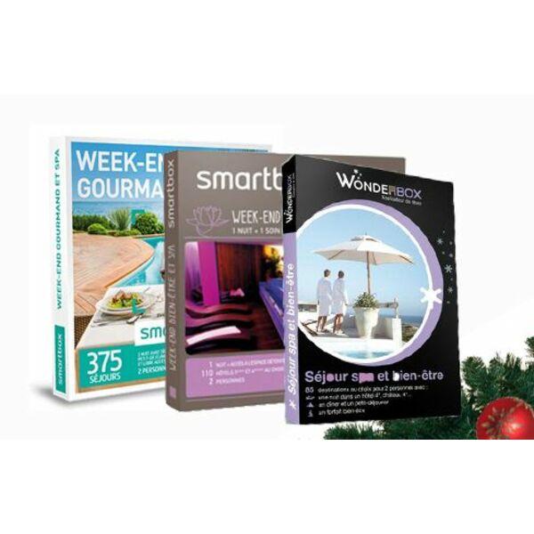 id e cadeaux pour no l offrez un coffret cadeau bien tre. Black Bedroom Furniture Sets. Home Design Ideas