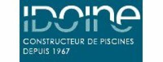 Logo Idoine Piscines