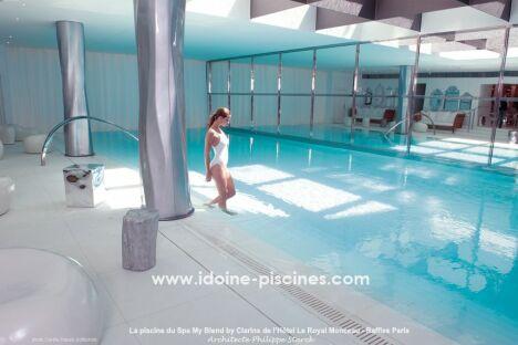 """Idoine Piscines à Paris<span class=""""normal italic petit"""">© Idoine Piscines</span>"""