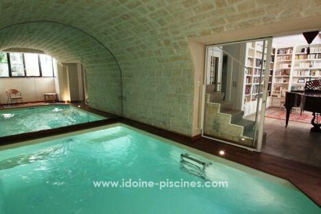 Idoine Piscines à Paris