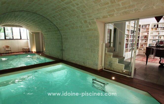Idoine Piscines à Paris © Idoine Piscines