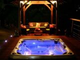 Illuminer son spa : éclairage et jeux de lumière