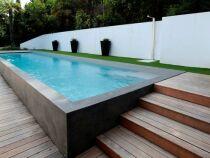 Impôt sur les piscines semi-enterrées
