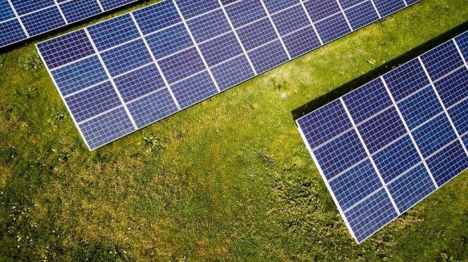Installation d'un chauffage de piscine solaire