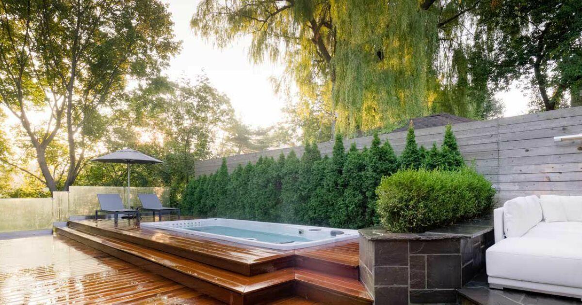 dossier installer un spa chez soi conseils et guide pratiques. Black Bedroom Furniture Sets. Home Design Ideas