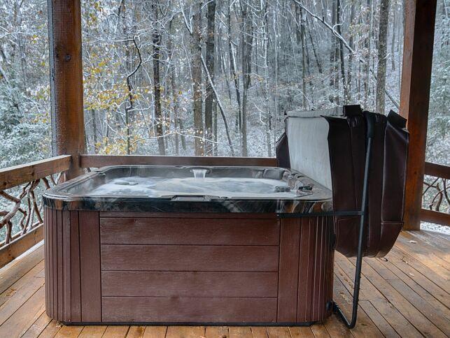 Installer un spa dans une véranda