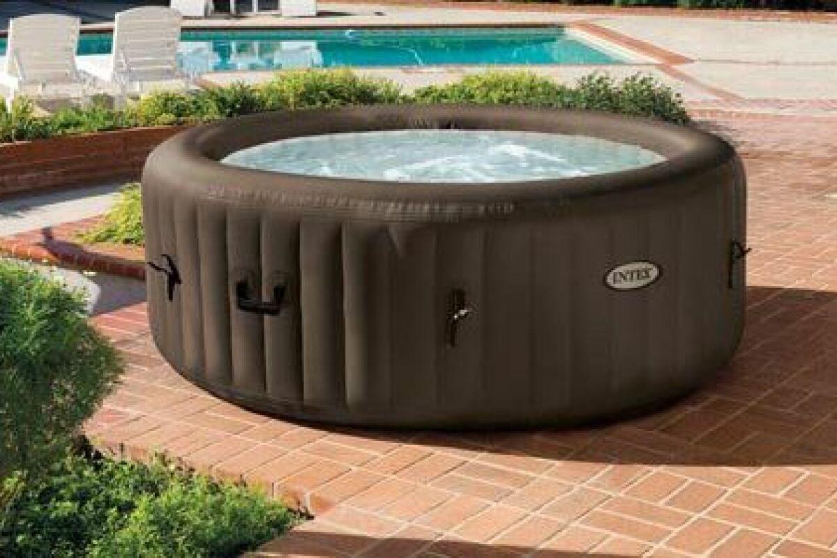 Installer Spa Gonflable Exterieur installation/pose d'un spa gonflable - guide-piscine.fr