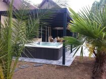 Installer une pergola pour son abri de spa