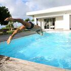 Une piscine pour faire du sport chez soi