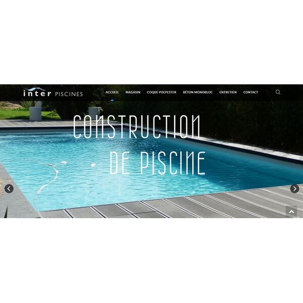 Inter Piscines  Gmenos Pisciniste  Bouches Du Rhne