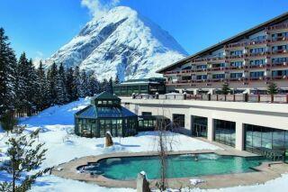 Interalpen-Hotel Tyrol : un superbe hôtel au cœur des Alpes