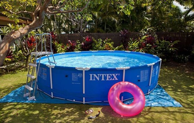 Intex Metal Frame © Intex