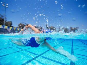 Les stages de natation