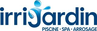 Logo Irrijardin Piscine Spa
