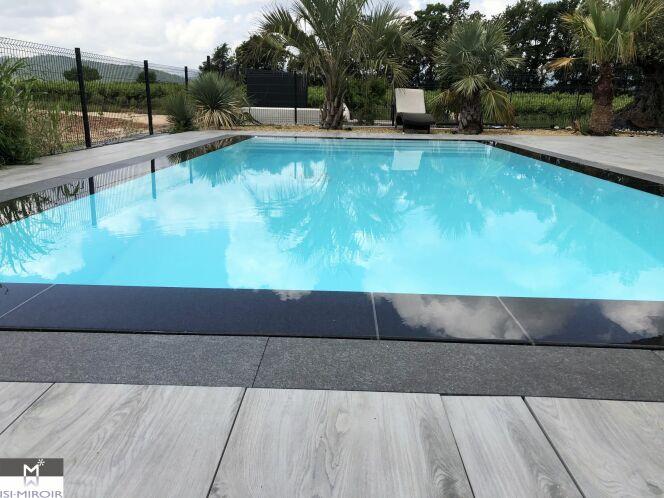 ISI-MIROIR : la piscine miroir facile