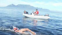 """Un nageur va """"s'évader"""" d'une île-prison à la nage"""