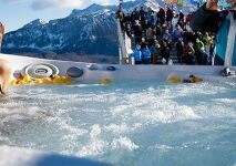 Jacuzzi partenaire de la Coupe du Monde de Ski Alpin : des cadeaux à gagner