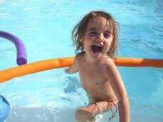 Jardin aquatique pour les enfants