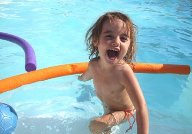 """Jardin aquatique pour les enfants : des activités ludiques pour préparer l'apprentissage de la natation<span class=""""normal italic petit"""">© lucastor - Fotolia.com</span>"""