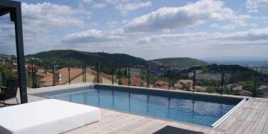 Jaune & Bleu (L'esprit piscine) à Cournon-d'Auvergne