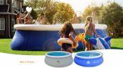 Jilong : piscines hors-sol et accessoires