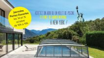 Portes ouvertes Azenco : achetez un abri et gagnez peut-être un voyage à New-York