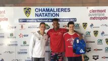 9 Victoires pour le MON au Meeting National de Chamalières !