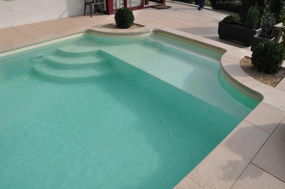 KEPS : des piscines béton au procédé innovant © KEPS