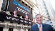 Hayward annonce son introduction en bourse