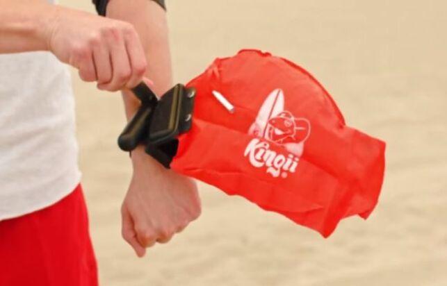 Kingii : le bracelet bouée qui sauve des vies
