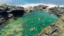 Kipu Falls ou la Piscine de la Mort : un site paradisiaque mais très dangereux