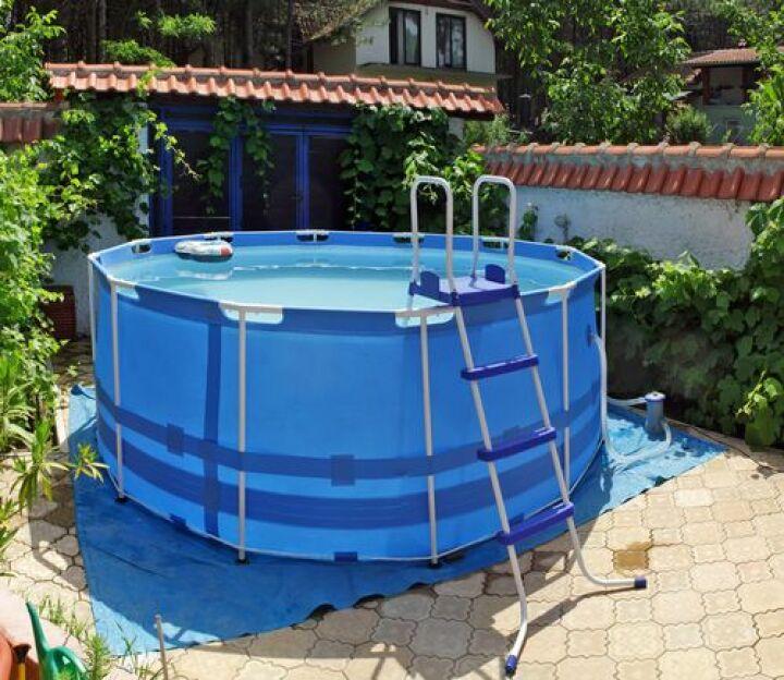 Les kits de r paration pour piscines tubulaires guide - Kit reparation liner piscine hors sol ...
