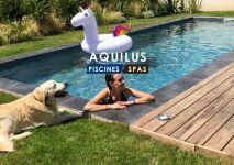 Aquilus présente son kit piscine