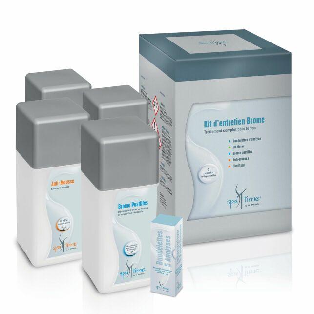 Kits SpaTime pour Bayrol
