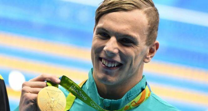 Kyles Chalmers s'est imposé au 100m en nage libre.