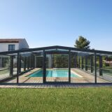 Abri de piscine Optimo Abridéal
