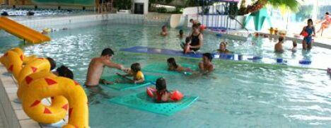 L'activité jardin aquatique à la piscine de Chatelaillon Plage