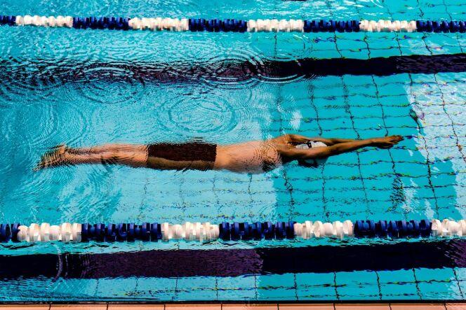 L'allure en natation