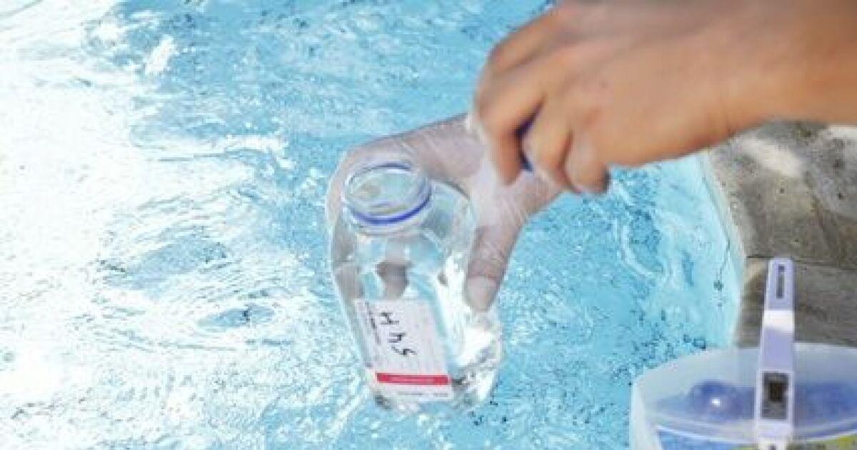 L 39 anti algues pour la piscine guide - Anti algues piscine sulfate de cuivre ...