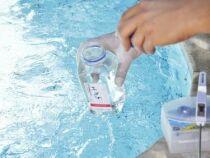 L'anti algues pour la piscine
