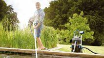 OASE lance le Pondovac 5, un nouvel aspirateur pour bassins et piscines