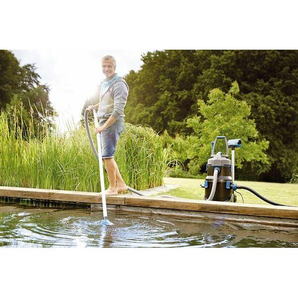Oase lance le pondovac 5 un nouvel aspirateur pour for Aspirateur piscine oase