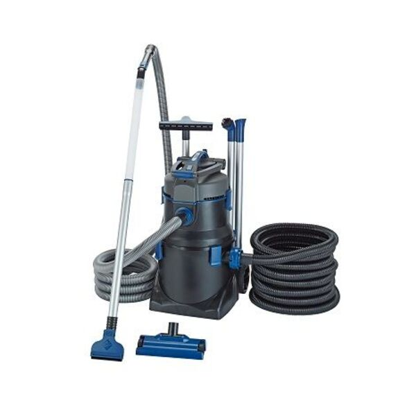 Oase lance le pondovac 5 un nouvel aspirateur pour for Aspirateur piscine 2m3 h