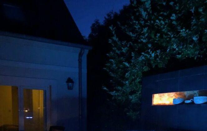 L'âtre de la maison à Ribécourt-Dreslincourt © L'âtre de la maison à Ribécourt-Dreslincourt