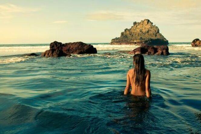 """L'eau de Quinton, une eau de mer aux multiples bienfaits<span class=""""normal italic petit"""">© Glamy - Fotolia.com</span>"""