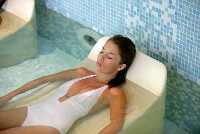 """L'eau thermale est soumise à des réglementations.<span class=""""normal italic petit"""">© Auremar</span>"""
