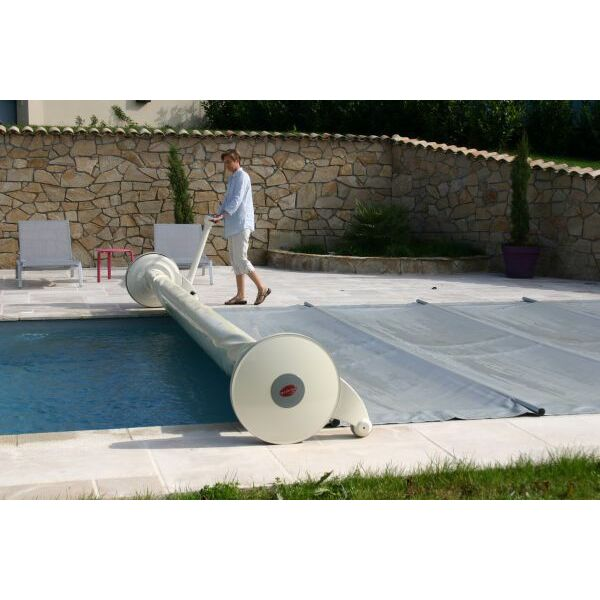 bache piscine enroulable