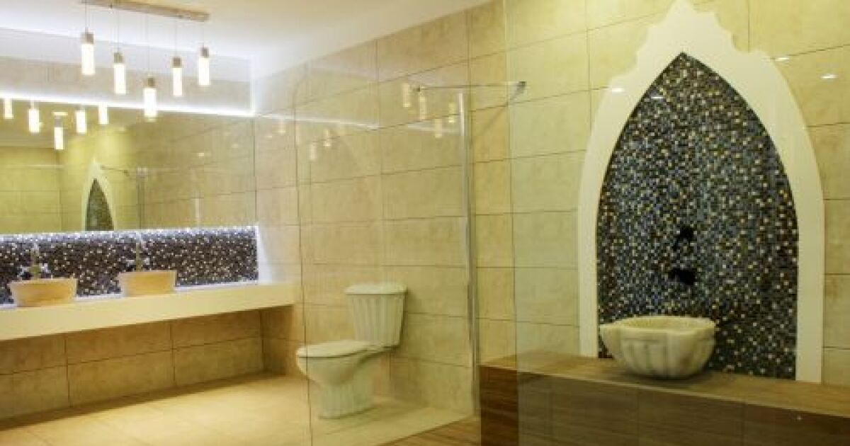 l 39 entretien de votre hammam une tape ne pas n gliger. Black Bedroom Furniture Sets. Home Design Ideas