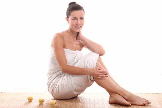 L'enveloppement corporel hydratant est un soin pour les peaux sèches et déshydratées. Idéal pour l'hiver !