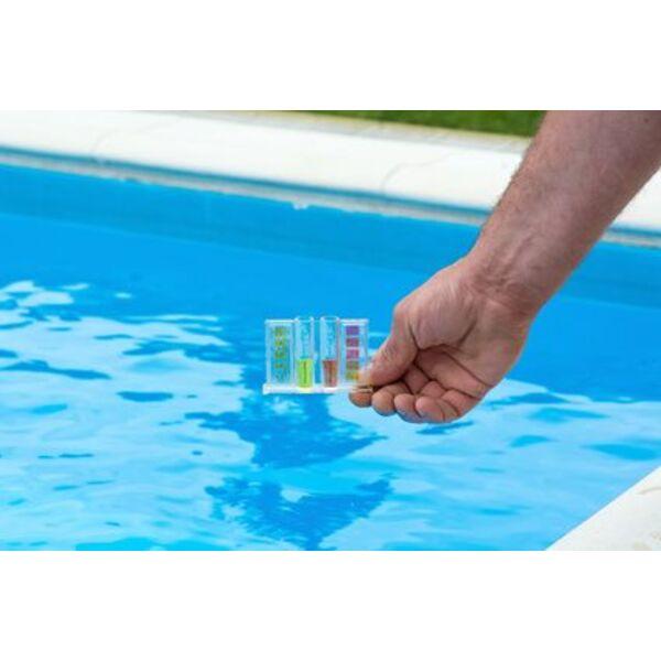 Equilibre de l 39 eau de la piscine ph duret et for Piscine x eau cognac